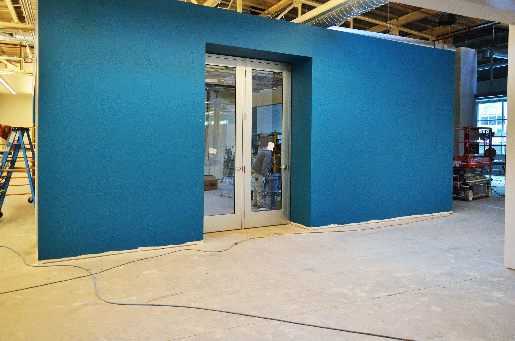 nice doors nice walls